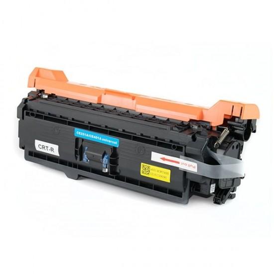 Съвместима тонер касета HP 504A CE251A Cyan