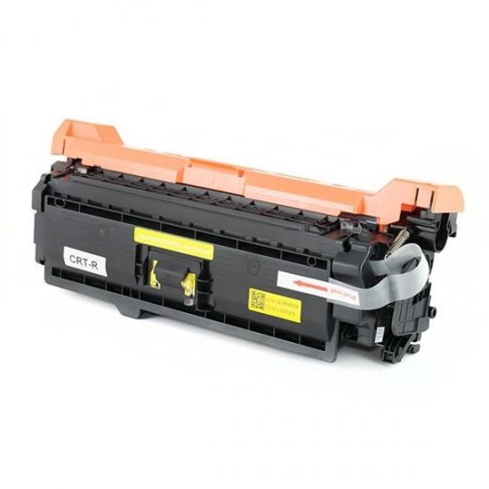Съвместима тонер касета HP 504A CE252A Yellow