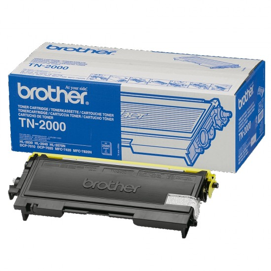 Тонер касета Brother TN 2000