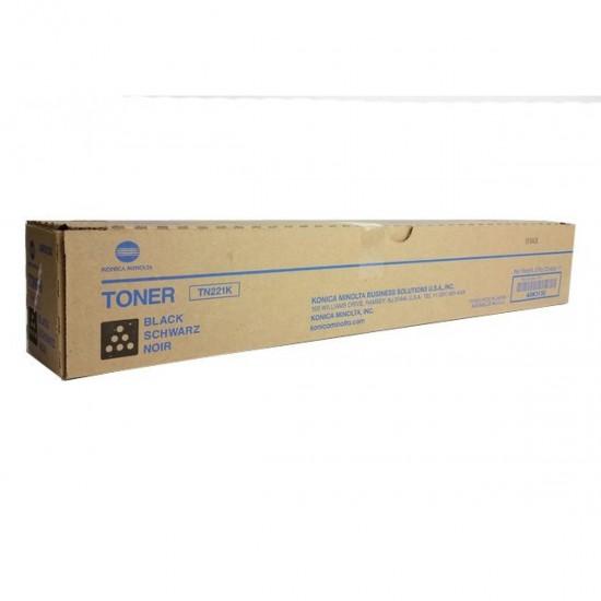 Тонер Konica Minolta TN221 Black / A8K3150 /