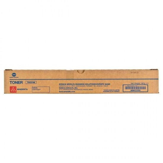 Тонер Konica Minolta TN221 Magenta /A8K3350/