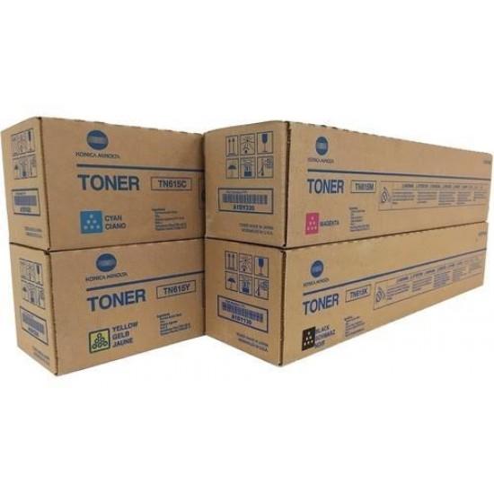 Тонер Konica Minolta TN321 Magenta