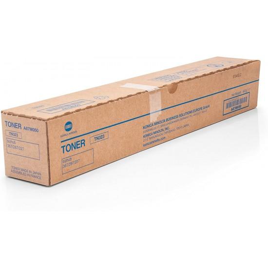 Тонер Konica Minolta TN323 Black /A87M050/