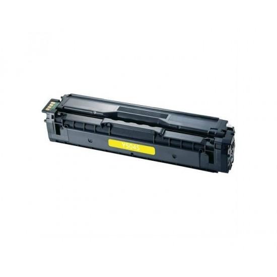 Съвместима тонер касета Samsung CLT-Y504s Yellow