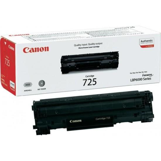 Оригинална тонер касета Canon CRG-725