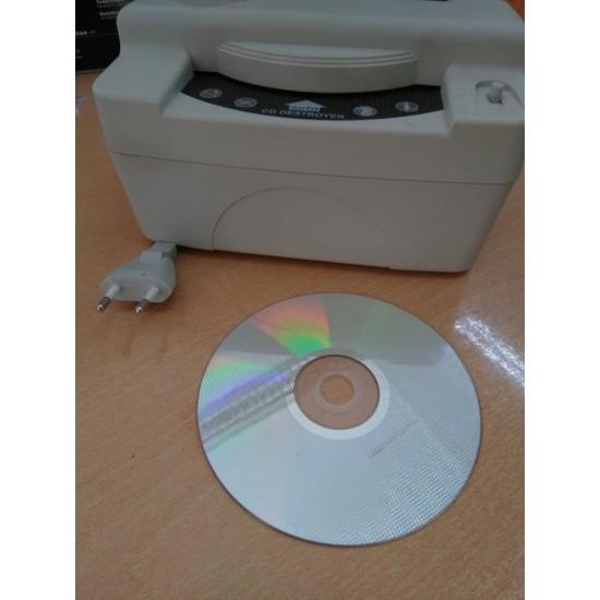 Шредер за CD