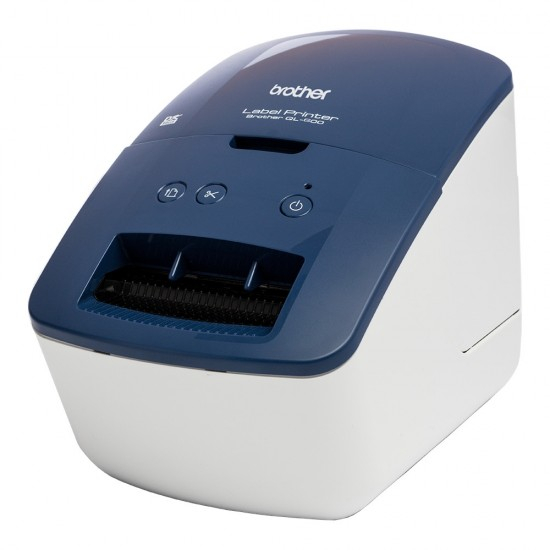 Етикетен принтер Brother QL-600b - Label Printer - Thermal - 62mm