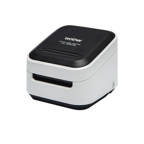 Етикетен принтер Brother VC-500W Label Printer