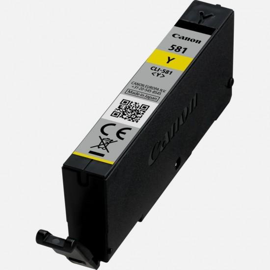 Мастило Canon CLI-581 Yellow