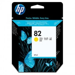 HP 82 Yellow