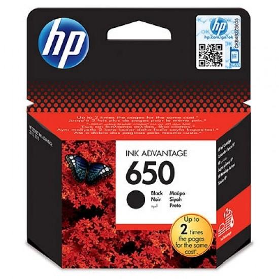Мастило HP 650 Black