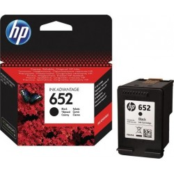 Мастило за принтер HP 652 Black