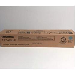 Тонер Toshiba T-FC415 Cyan