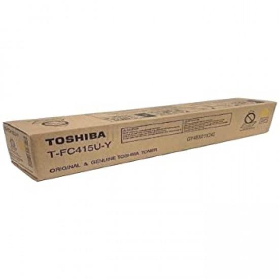 Тонер Toshiba T-FC415 Yellow