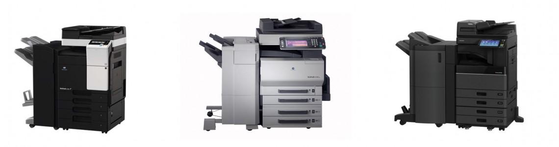 Нови копирни машини