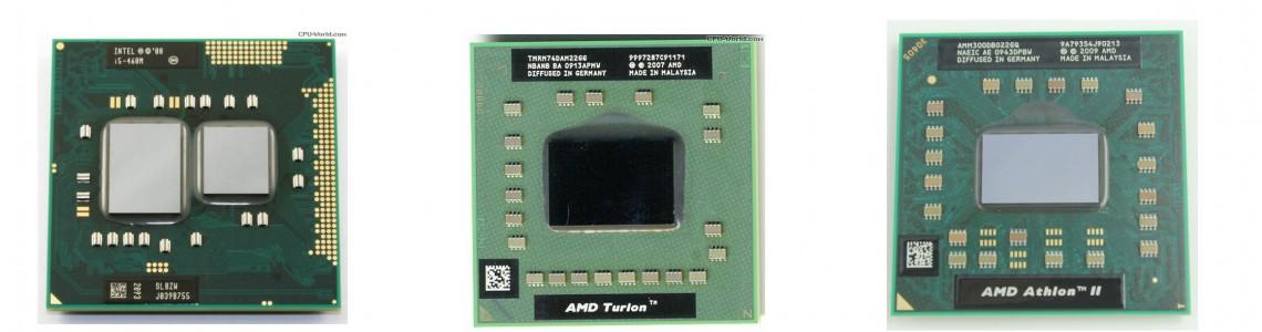 Употребявани процесори