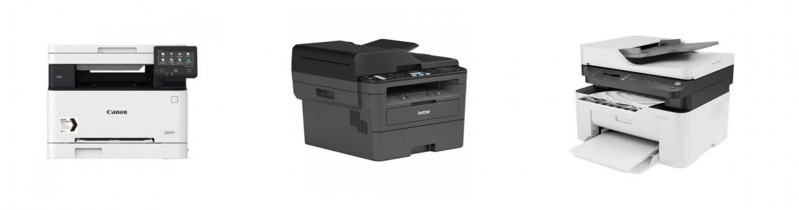 Употребявани лазерни принтери и МФУ