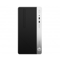 Компютър HP ProDesk 400 G6 MT, Core i3-9100