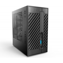 Компютър Asrock Deskmini 110/B/BB, Intel Core i3-7100