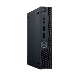 Компютър Dell OptiPlex 3070 MFF, Intel Core i3-9100T