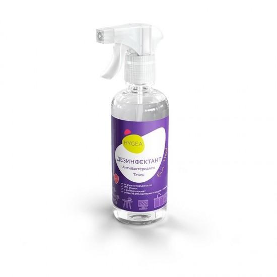Дезинфектант спрей HYGEA с парфюмен аромат FUN MOOD в бутилка от 500ml.