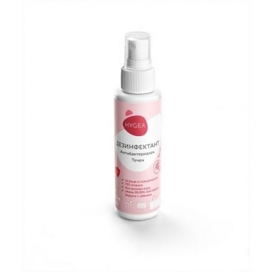 Дезинфектант спрей HYGEA с розова водa