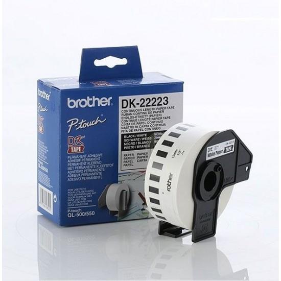 Ленти за етикетен принтер Brother DK-22223