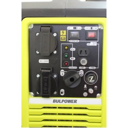 Генератор за ток 2.2 KW Bulpower модел QL 2200I инверторе