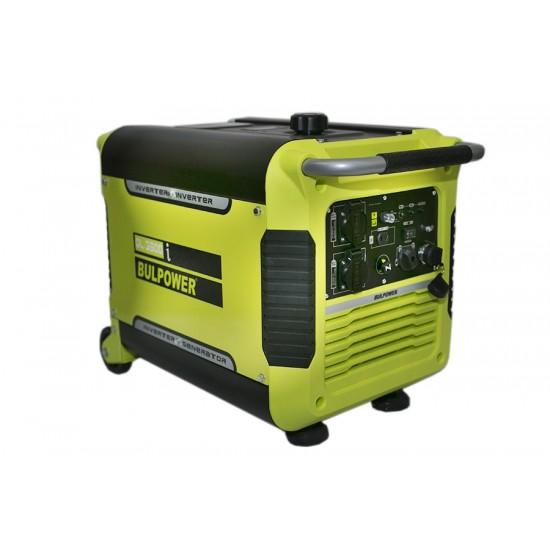 Инверторен бензинов генератор QL-3500W 3.5 kw монофазен