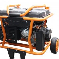 Генератор за ток 6.5 KW модел BS6500Е Bulpower професионален