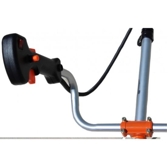 Моторна коса VIKI с прав прът бензинова