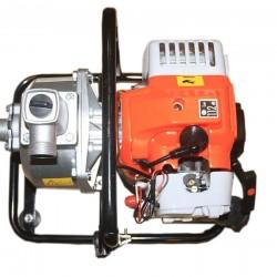 Бензинова помпа VIKI 5L с пет чугунени лопатки – 1 цол