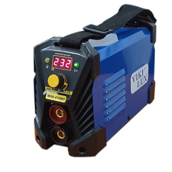 Електрожен 250 ампера модел HT Viki Lux инверторен мини