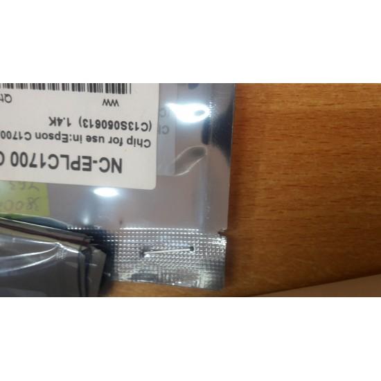 Чип Epson AcuLaser C1700 Bk,C,M,Y
