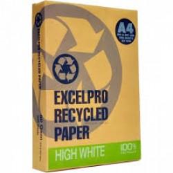 Рециклирана копирна хартия Excel Pro