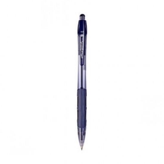 Автоматична химикалка Office Point Superb DK614 0.7 mm Синя