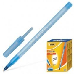 Химикалка Bic Round Stic 0.4 mm Синя