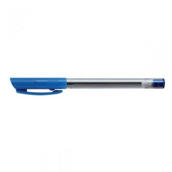 Химикалка Nataraj Surfer 0.7 mm Синя