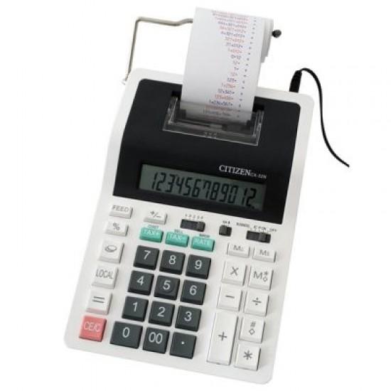 Калкулатор Citizen CX 32N Печатащ, 12-разряден