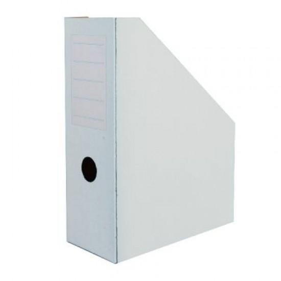 Вертикална поставка Economy Картонена, 22x30x10 cm