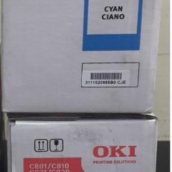 Барабанен модул OKI C810/C801/C821/C830/MC860 Cyan - 20k - 44064011