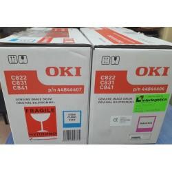Барабанен модул OKI C831/C822/C841- Cyan - 30k 44844407