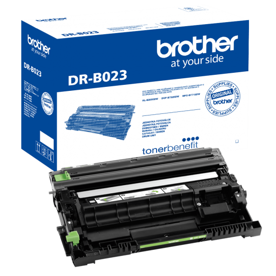 Барабанна касета Brother DR-B023