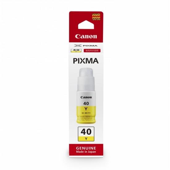 Консуматив, Canon GI-40 Yellow
