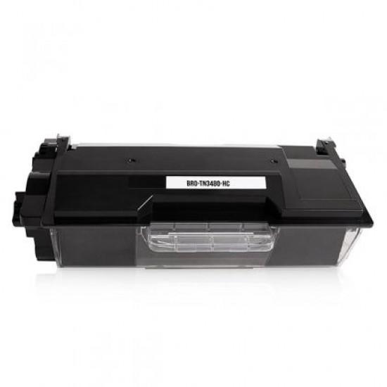 Съвместима тонер касета Brother HL L5000/5500/5700/5750 - TN3480 8К
