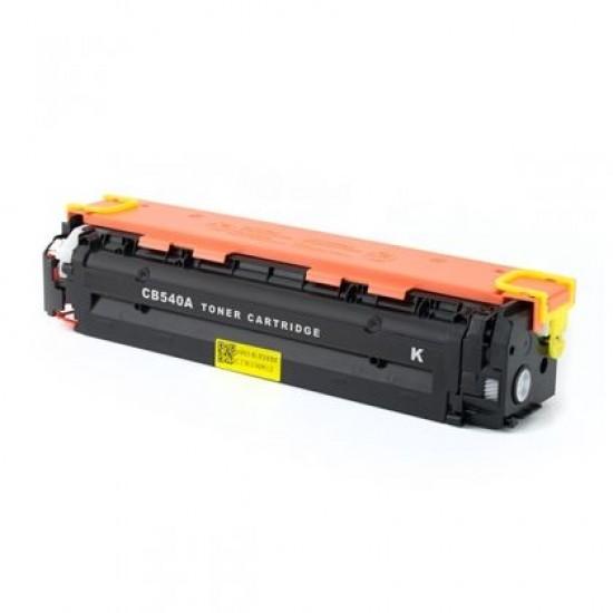Съвместима тонер касета HP 125A CB540A/CE320A/CF210A- Black