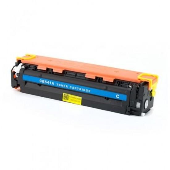 Съвместима тонер касета HP 125A CB541A/CE321A/CF211A - Cyan