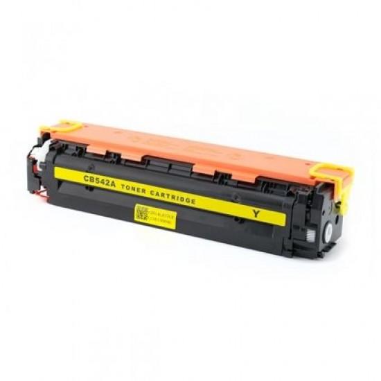 Съвместима тонер касета HP 125A CB542A/CE322A/CF212A- Yellow
