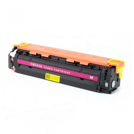 Съвместима тонер касета HP 125A CB543A/CE323A/CF213A- Magenta