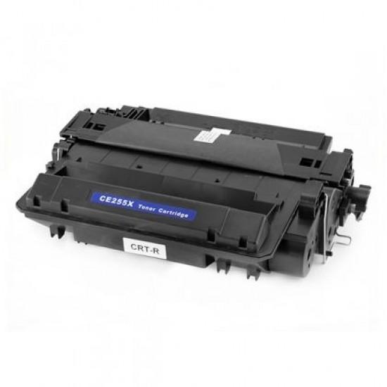 Съвместима тонер касета HP CE255X -3015/M 525/521/Canon LBP 6750
